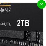 Opslagcapaciteit van externe SSDs