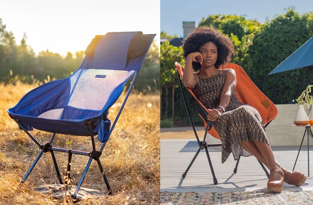 De beste campingstoel van o.a. Helinox, VidaXL en Relaxdays