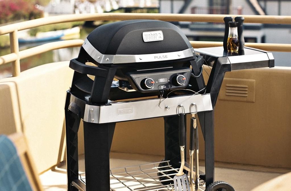 De beste elektrische barbecue van o.a. Weber, Princess en OutdoorChef