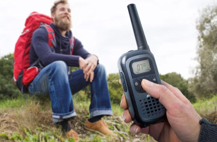 Beste walkie talkie