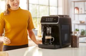 Volautomaat espressomachines