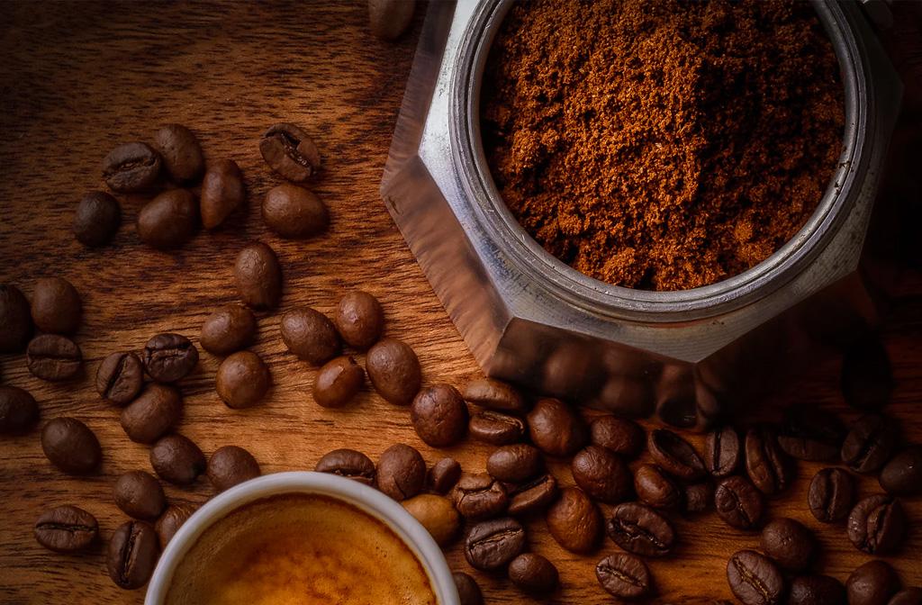 Koffiemolen voor een fijne maling