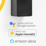 Slim deurslot koppelen met je smartphone, Siri, Amazon Alexa of Google Assistant