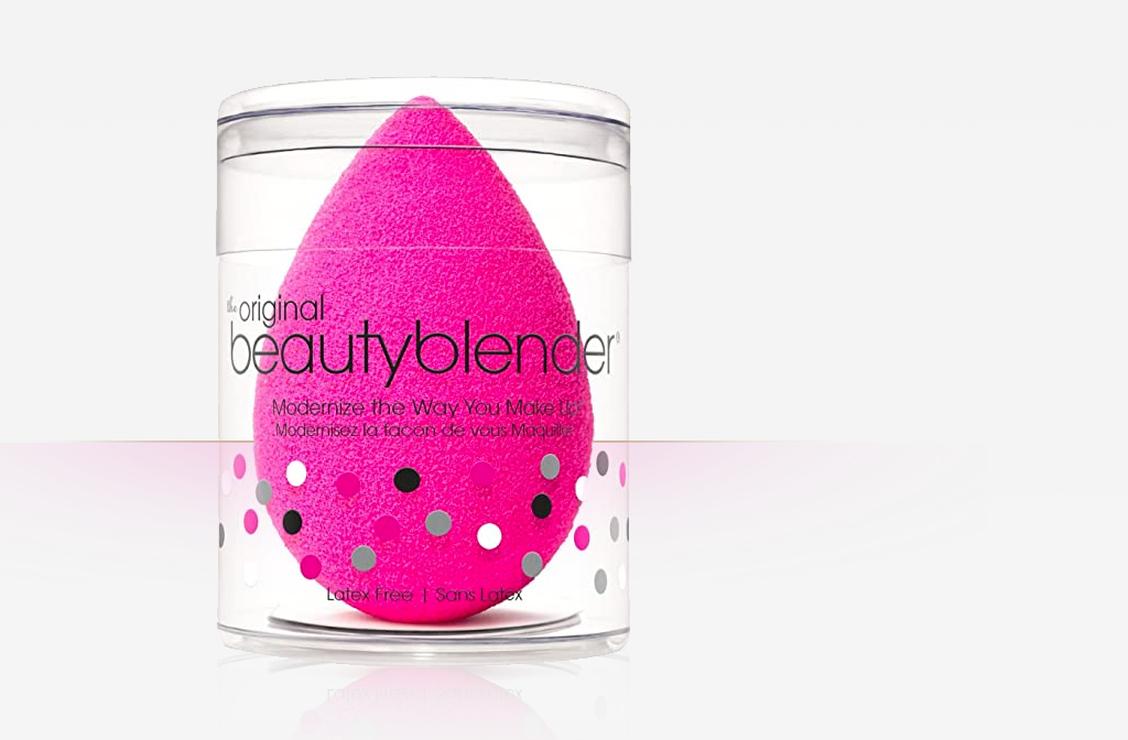 Beste makeup spons en beauty blender