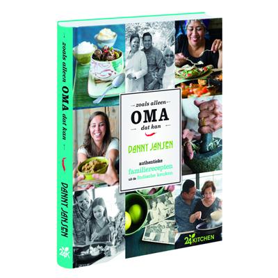 Zoals Alleen Oma Dat Kan Indonesisch Kookboek