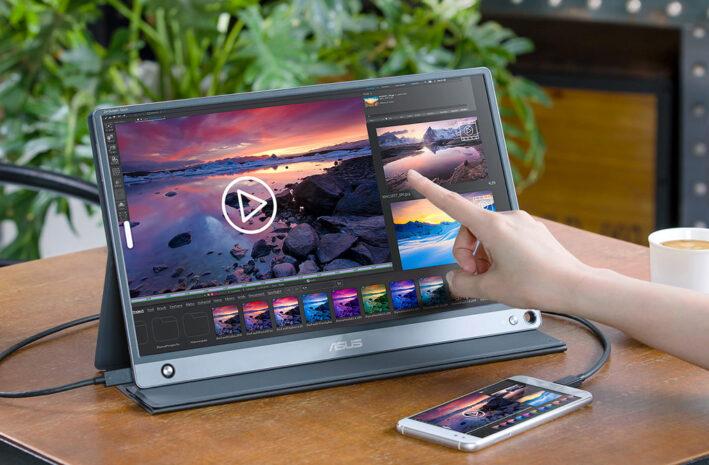 Beste portable monitor voor thuis werken en kantoor