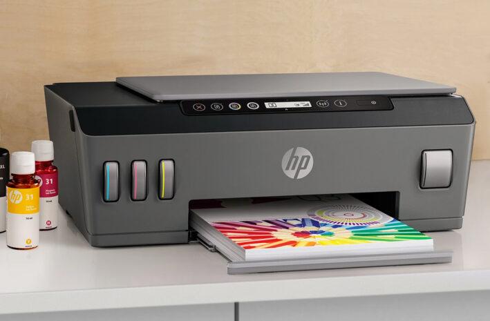 Beste wifi printer