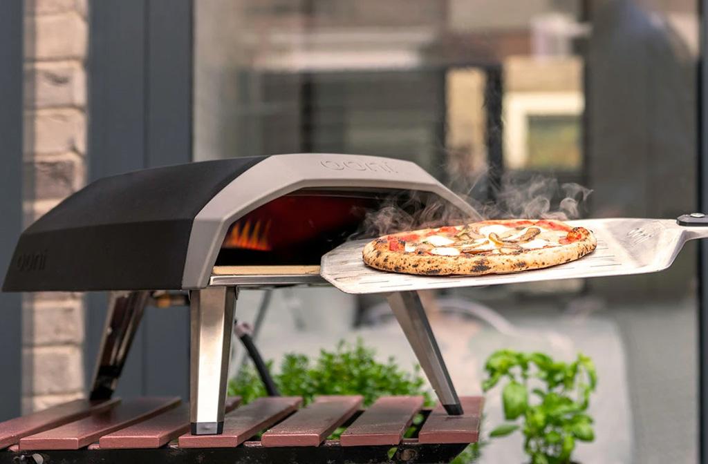 Pizza ovens voor buiten in de tuin en het terras