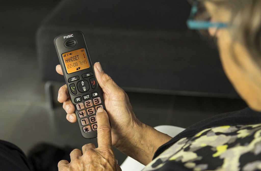 Beste seniorentelefoons